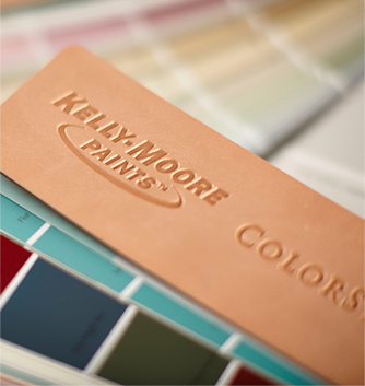 KELLY-MOORE PAINTS COLORS
