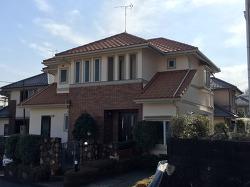 屋根葺き替え・雨樋交換・外壁塗装・ベランダ防水
